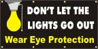 Don't Let The LightS Go Out Banner