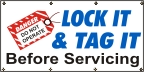 Lock & Tag It Banner