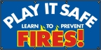 Learn to Prevent Fires Banner
