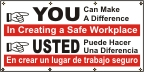 Spanish - You Can Make A Difference Banner