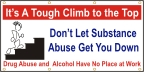 Don't Let Substance Abuse Get You Down Banner