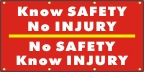 Know Safety Banner